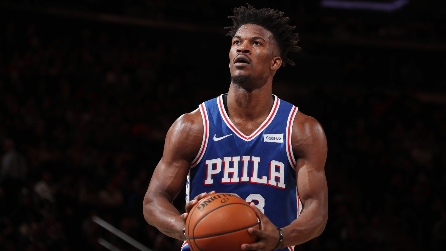 the best attitude 544c3 5f3f7 Jimmy Butler: 'I don't have regrets'