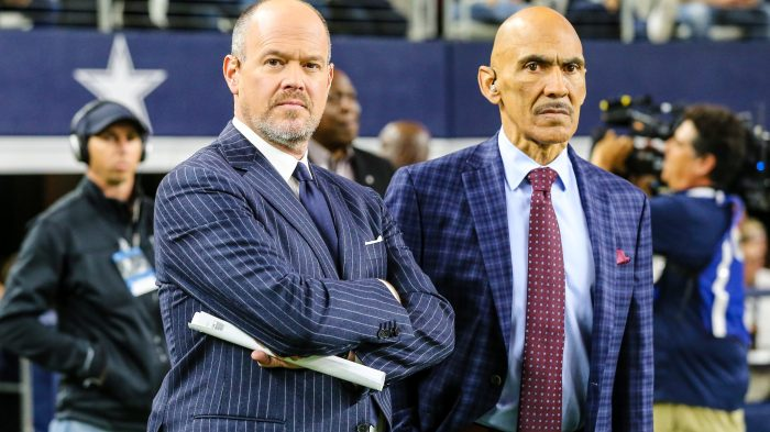 Tony Dungy: Some announcers' biased language perpetuates black QB stereotypes