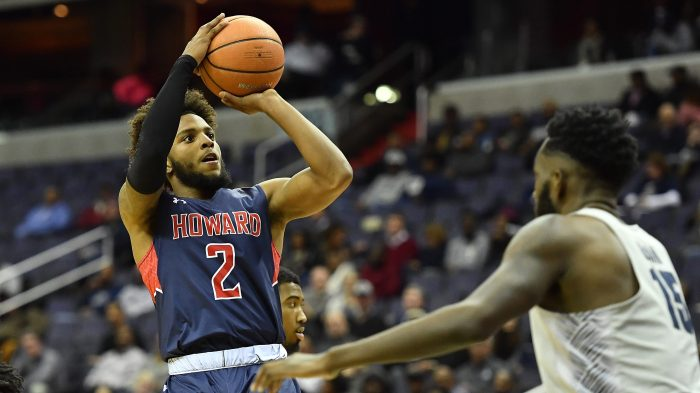 NCAA Basketball: Howard at Georgetown
