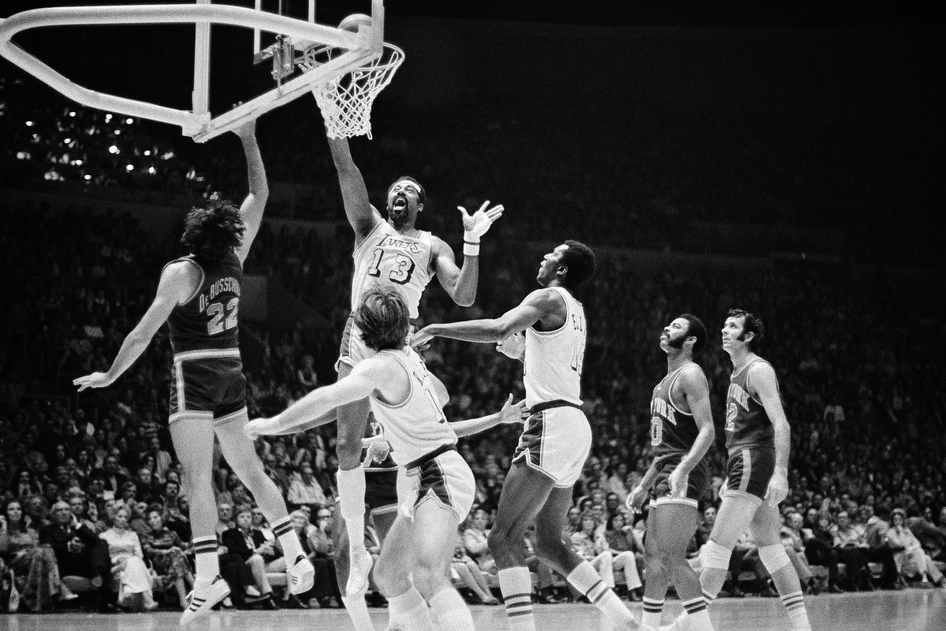 dc2d3e7f9305 How Wilt Chamberlain paved LeBron s path to Los Angeles