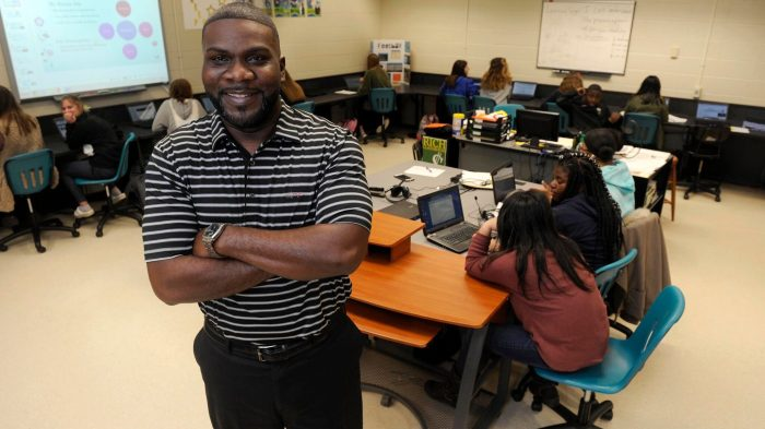 193f55d7b Only two percent of teachers are black men, yet research confirms they  matter