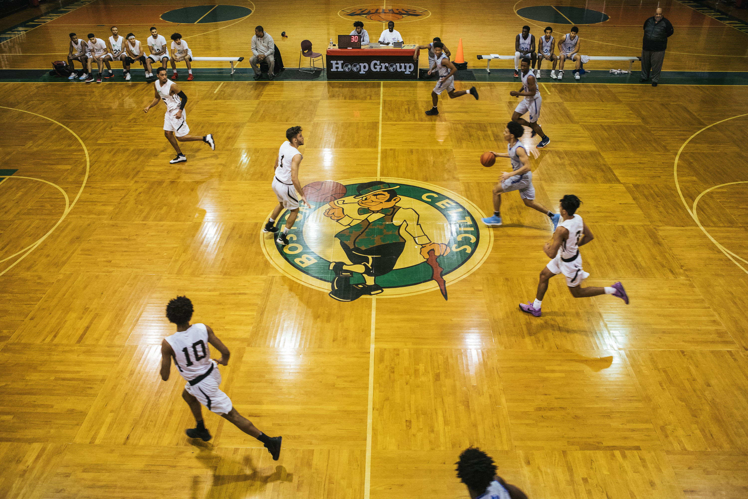 A new breed of basketball school arises for high school