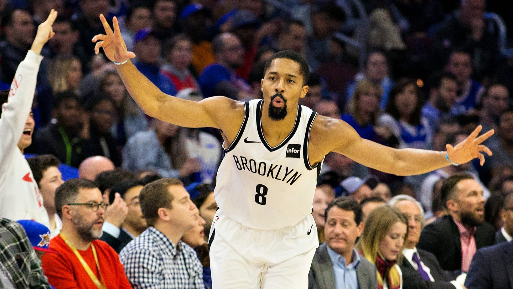 e5f394e0afd Spencer Dinwiddie proving backup point guards can ball and sell shoes