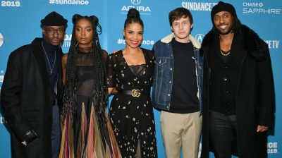 "2019 Sundance Film Festival -""Native Son"" Premiere"