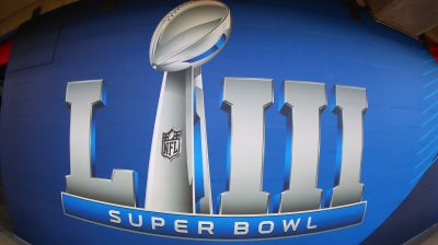 NFL: JAN 28 Super Bowl LIII – Mercedes Benz Stadium
