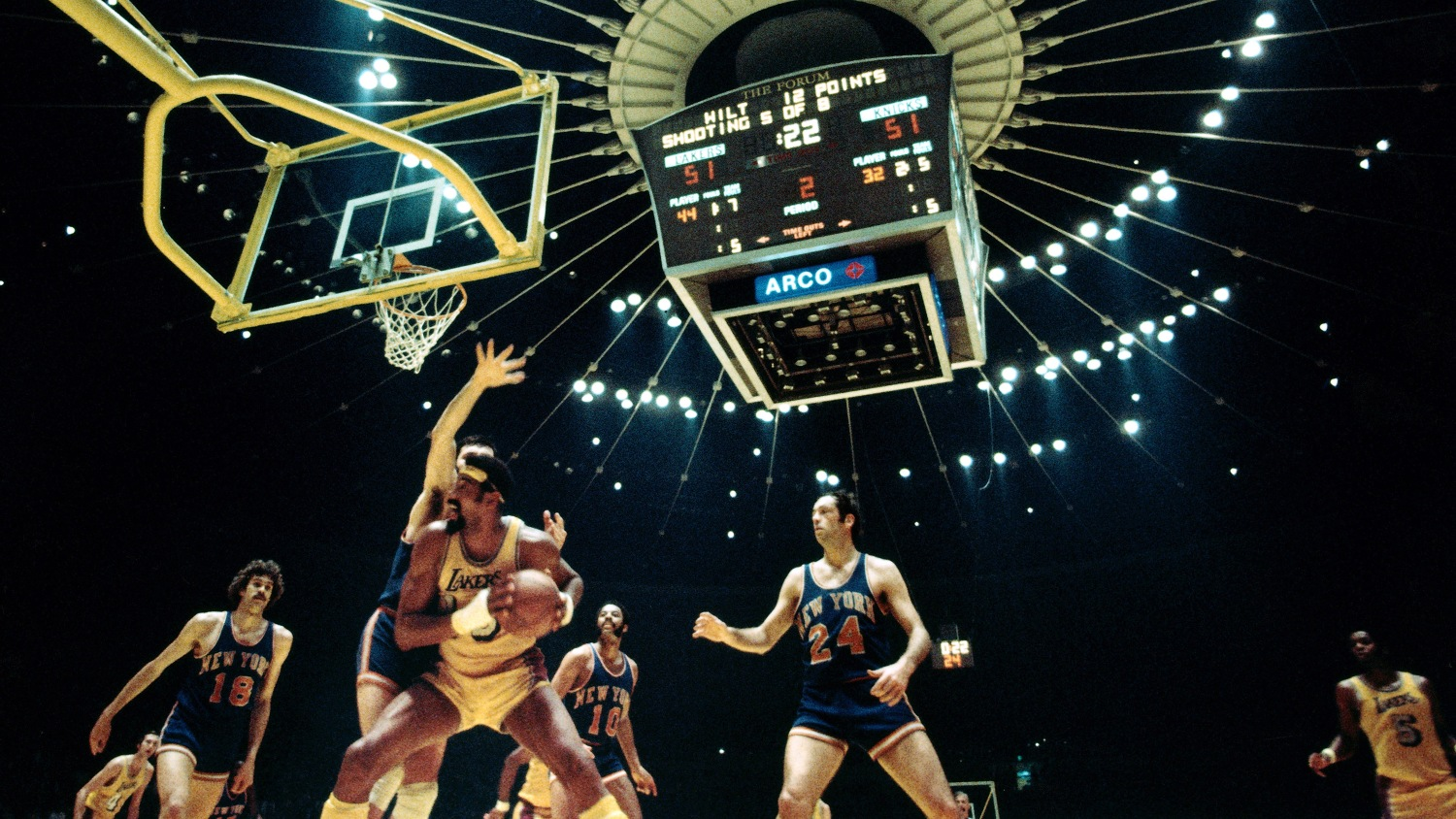 6e0dfc22640 How Wilt Chamberlain paved LeBron s path to Los Angeles