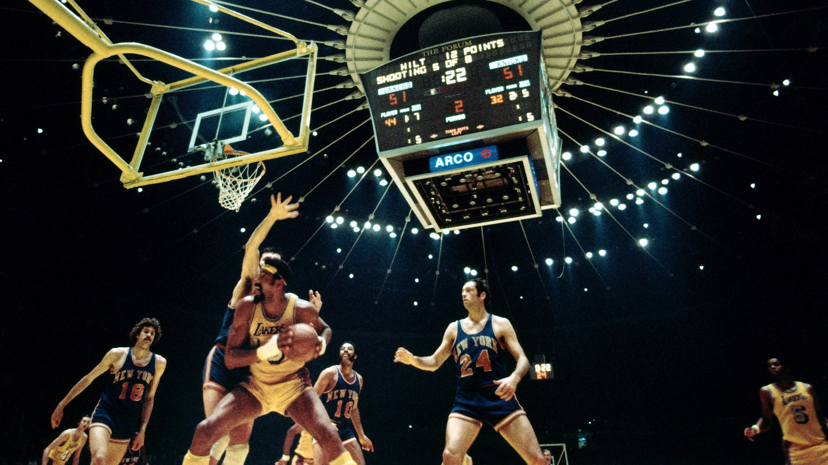 4d9973ebd9e How Wilt Chamberlain paved LeBron's path to Los Angeles