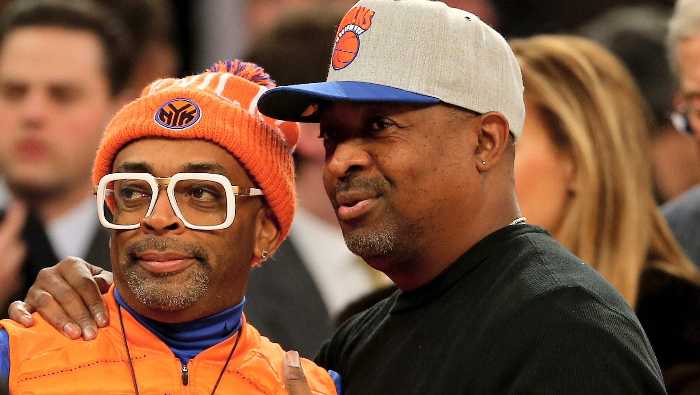 Chuck D S Bond With The New York Knicks The Undefeated