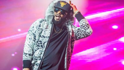 R Kelly In Concert – Detroit, MI