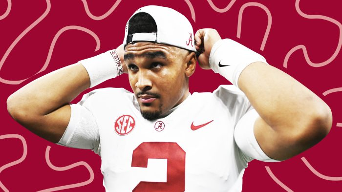 Top quarterbacks like Jalen Hurts are changing the college recruiting game