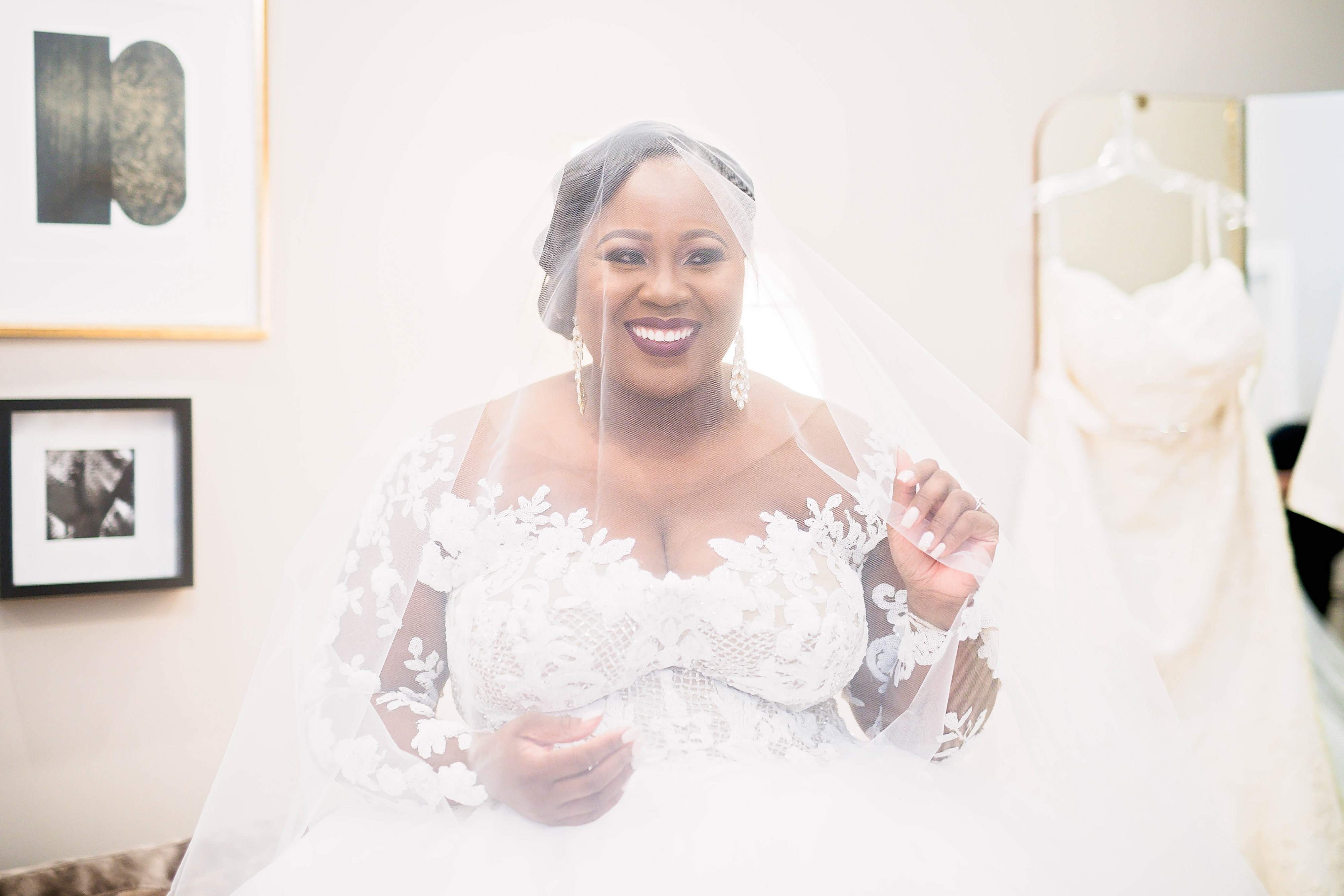 Olympic gold medalist shot putter Michelle Carter is married, and we