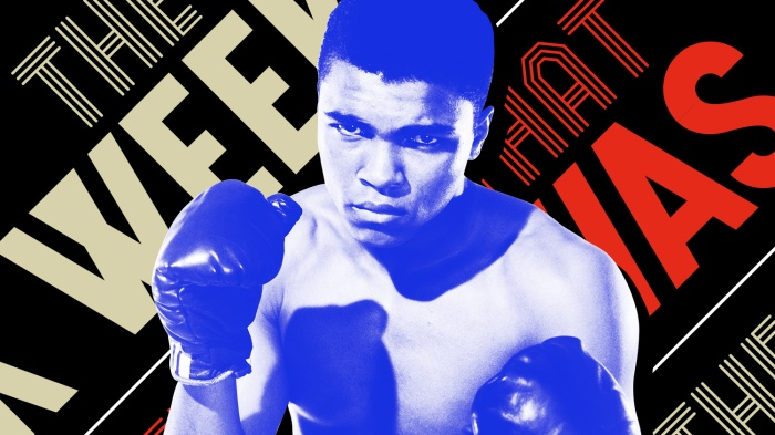 Muhammad Ali had an airport named after him and other news of the week