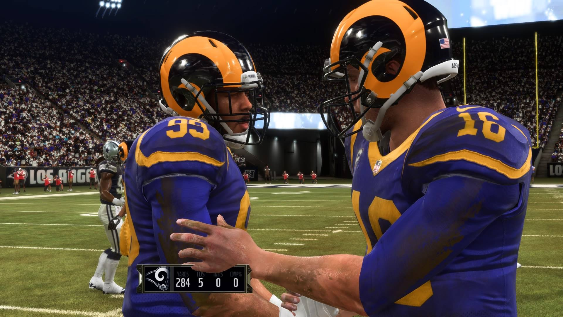 Sim Life with 'Madden NFL 19': Playoffs edition