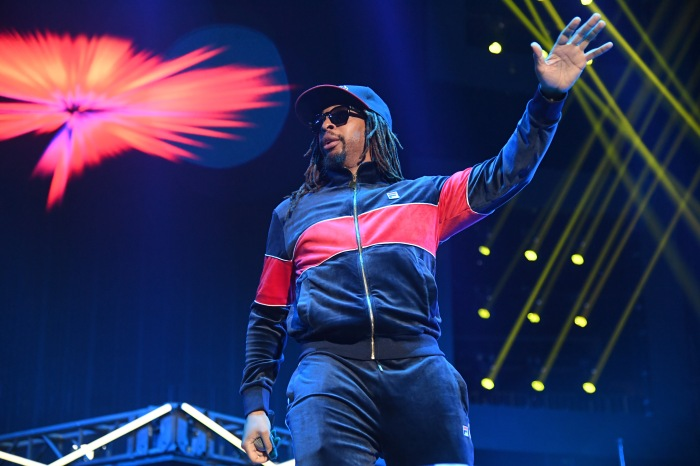 782ac0be3ed4 Lil Jon performs onstage during Bud Light Super Bowl Music Fest   EA SPORTS  BOWL on Jan. 31