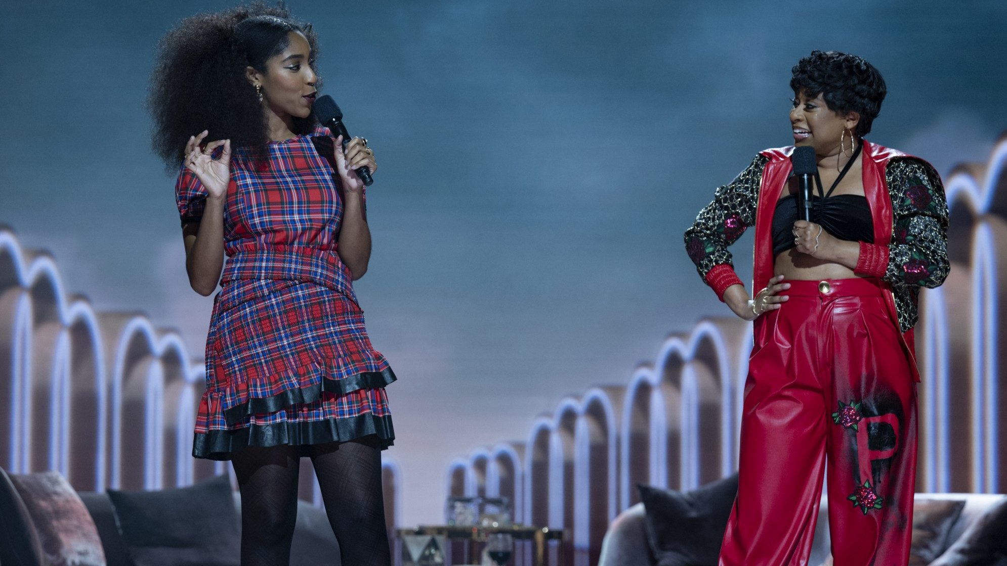 f7e3ac92a4be What we ll miss about  2 Dope Queens   Guilt-free laughs in troubled times