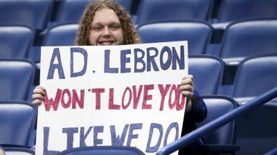 NBA: Denver Nuggets at New Orleans Pelicans