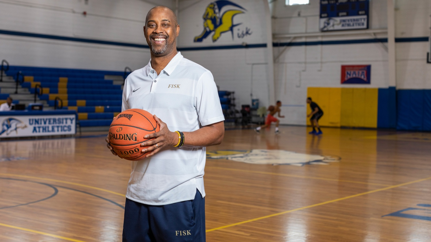 5fa0f8163 Kenny Anderson is a long way from the bright lights of the NBA