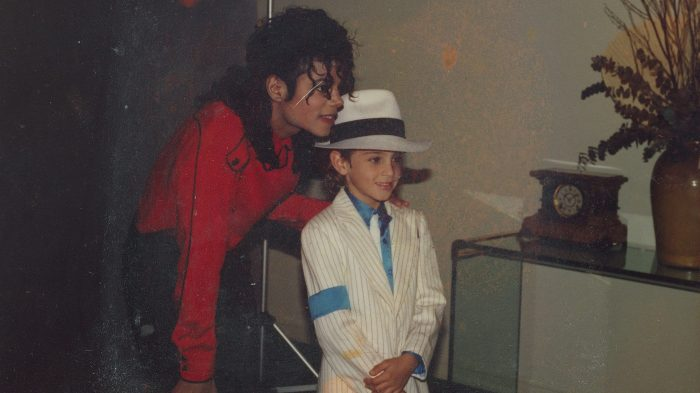 bc2beb36a93 HBO s  Leaving Neverland  never lets Michael Jackson steal the spotlight