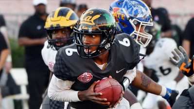 COLLEGE FOOTBALL: JAN 19 NFLPA Collegiate Bowl