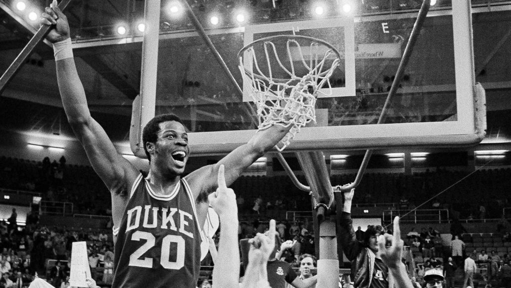 Before Zion: How Gene Banks paved the way for Duke's stars