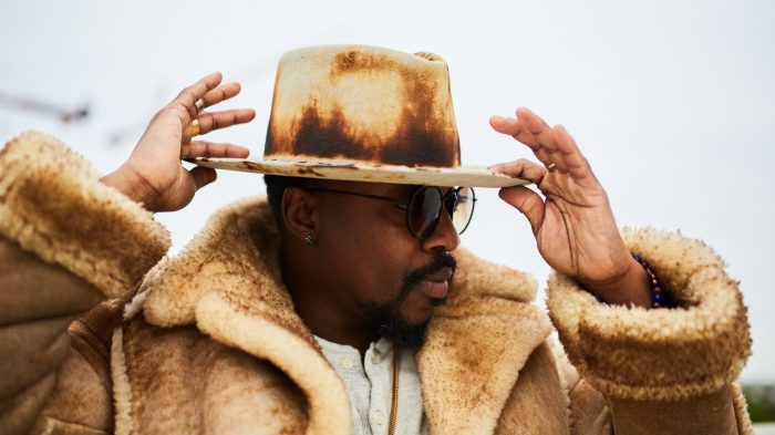 Singer-songwriter Anthony Hamilton