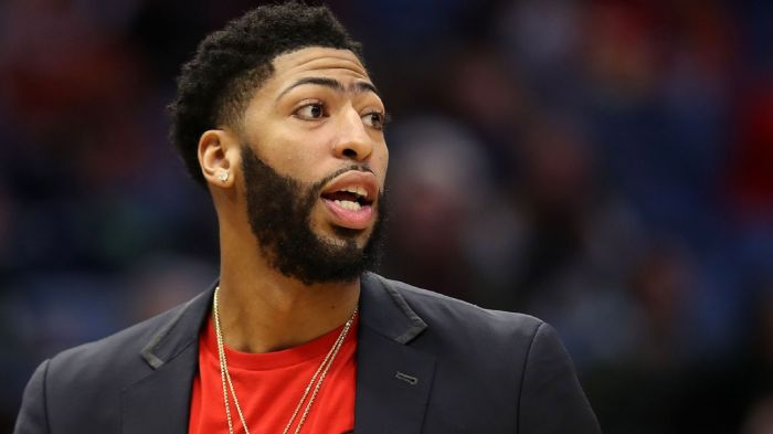5078f2d9fe5 Anthony Davis hoping for second chance — with Michael Jordan