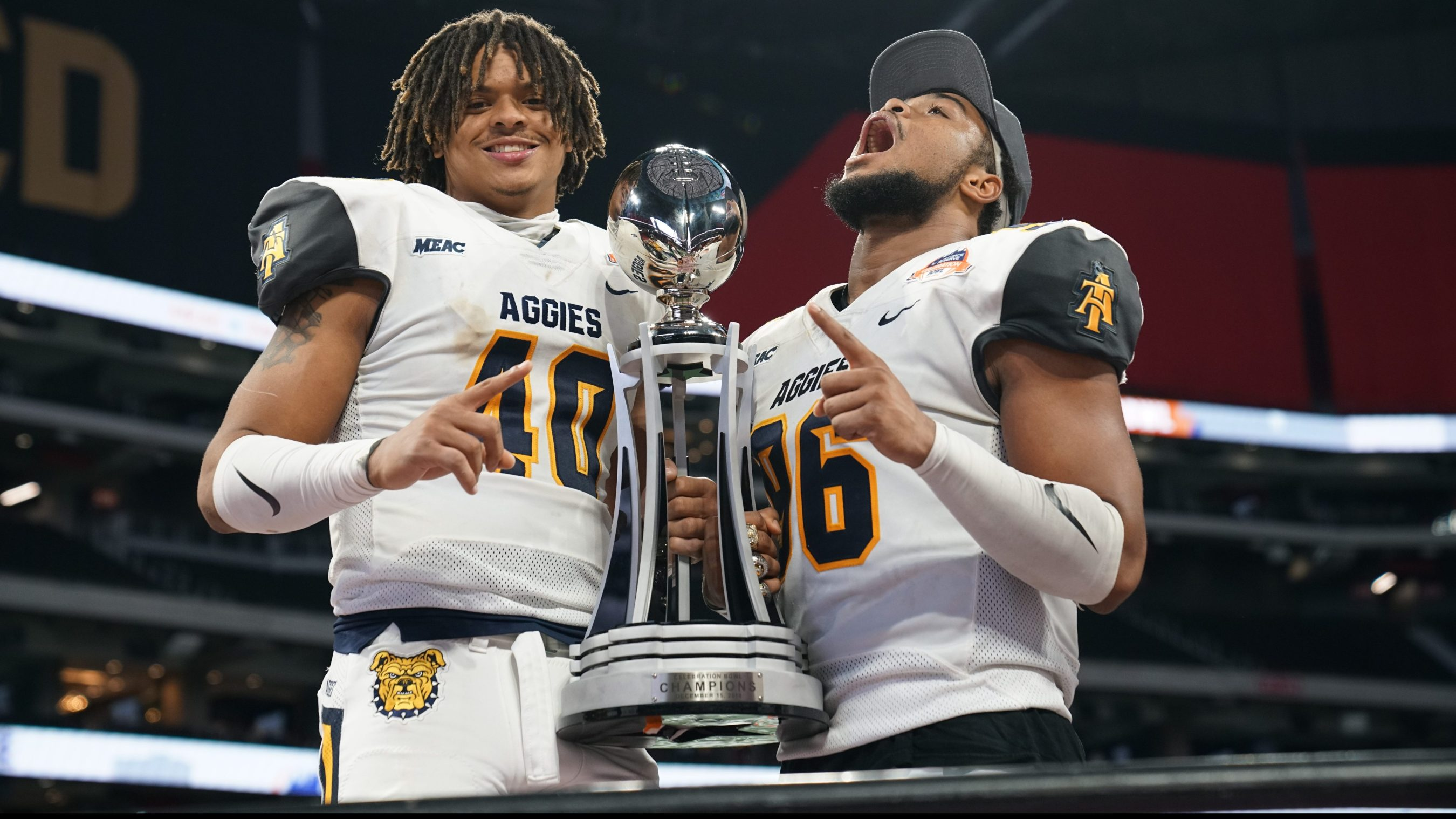 d78abaa84ff Even with a year of eligibility left, N.C. A&T's Darryl Johnson believes  he's NFL-ready