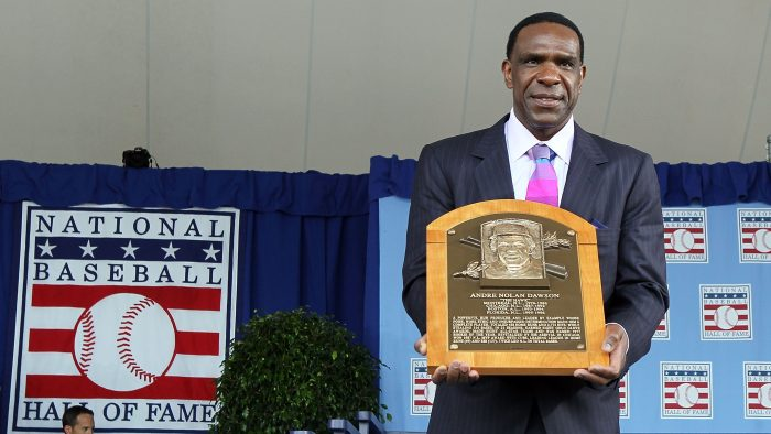 2010 Baseball Hall of Fame Induction Ceremony