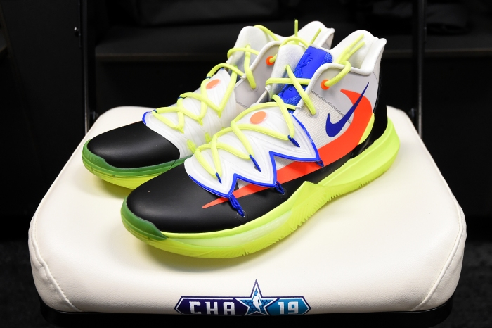2eb7b92d342 Kyrie Irving s rOKIT Kyrie 5. Kyrie Irving s All-Star Game ...