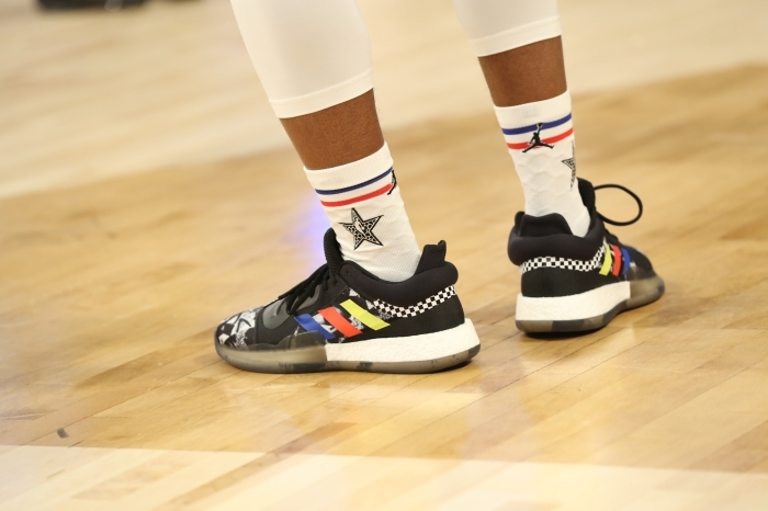 b0c7f31ae0a3 The 23 hottest sneaker sightings of 2019 NBA All-Star Weekend
