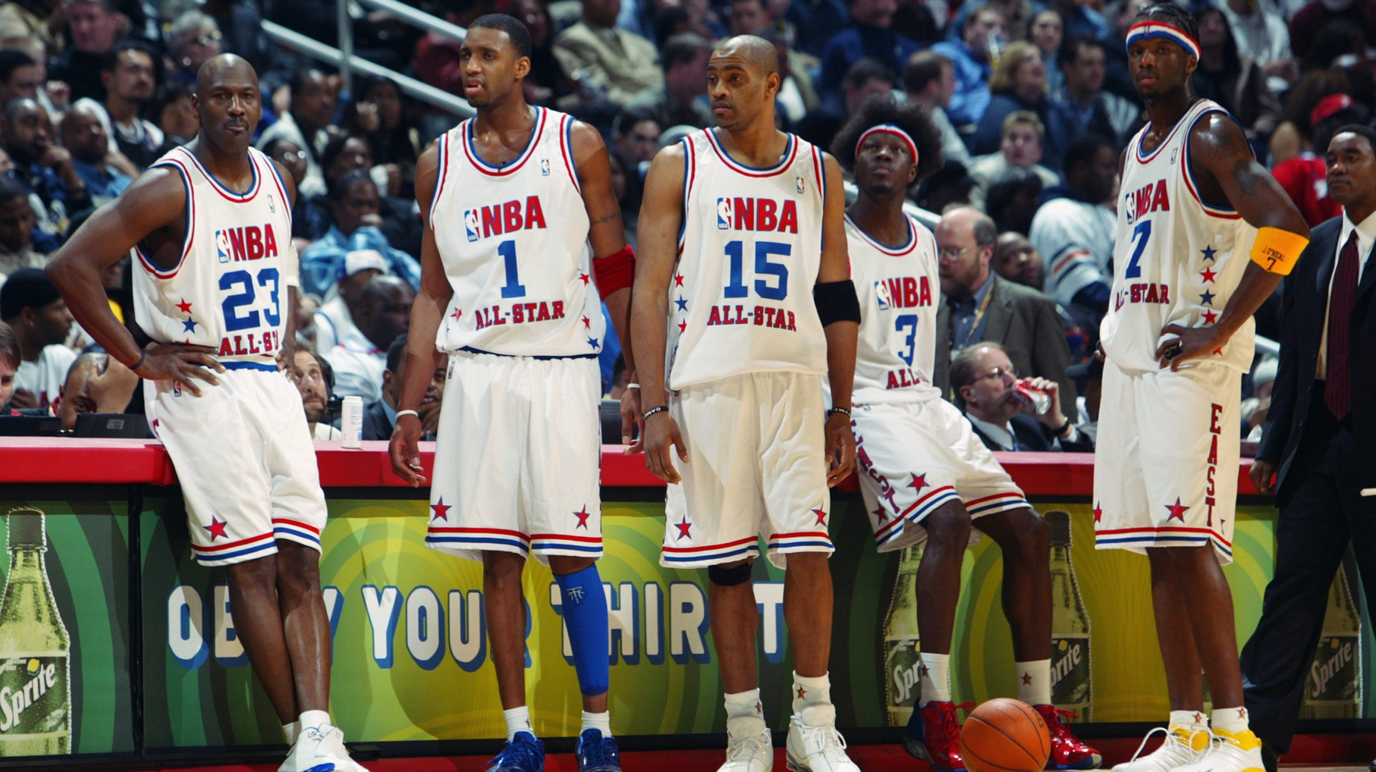Thank Vince Carter for Michael Jordan s start in his last All-Star Game 2c02e258e09a
