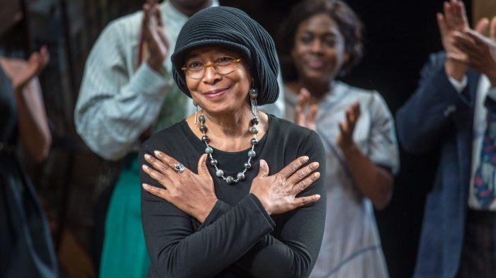 """The Color Purple"" Broadway Opening Night – Arrivals And Curtain Call"