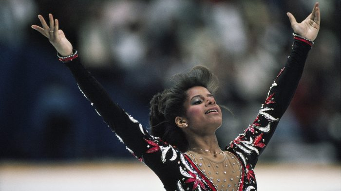 Figure Skating – Debi Thomas