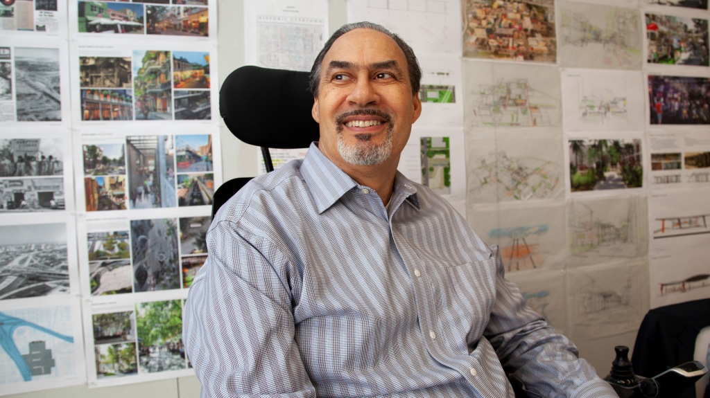 Phil Freelon, America's most prominent black architect, designs for the culture