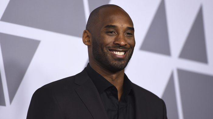 new product b9d88 7de0e Kobe Bryant on the Lakers, Zion and his new sports-fantasy series