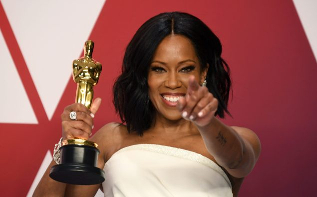 Oscars recap: 'Green Book's' side-eye, Regina King and Spike Lee's one shining moment