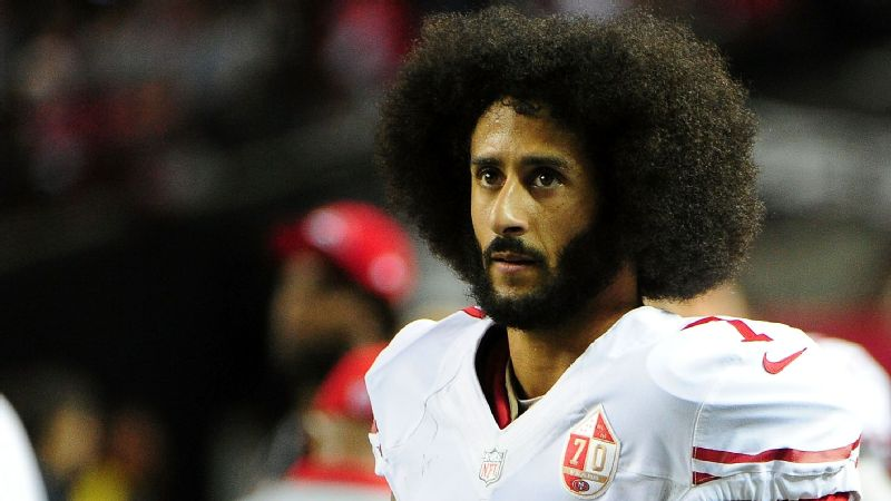 Colin Kaepernick doesn't need the NFL to continue his fight