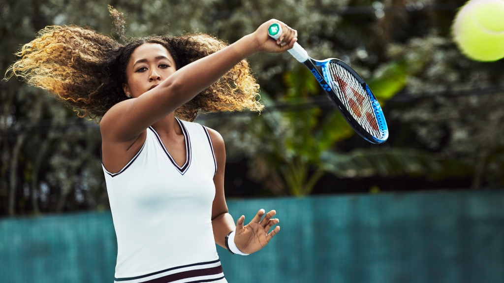 43fcb3567ec5 The One and Only Naomi Osaka