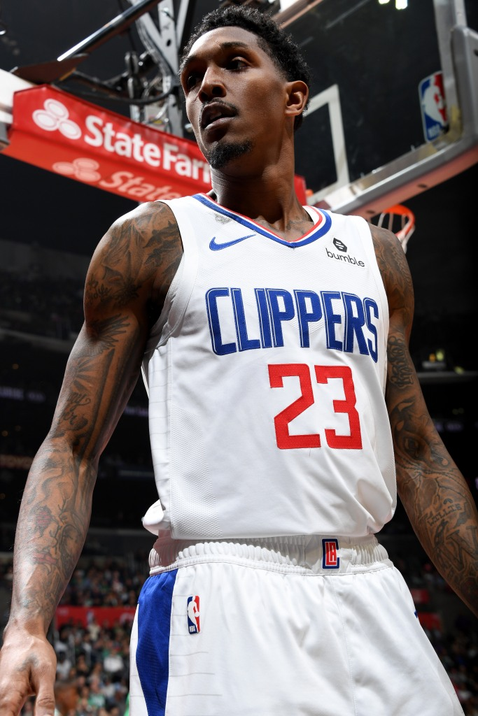 c2e6452f83dd Lou Williams of the Los Angeles Clippers is the NBA s all-time leader in  bench scoring.