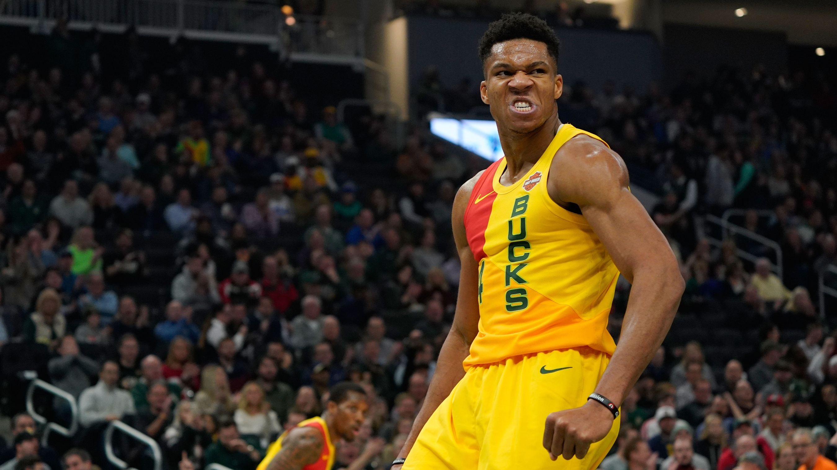 Giannis not interested in being friendly with competitors ...