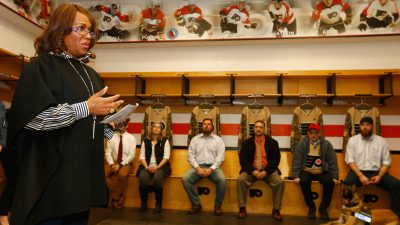 2019 Coors Light NHL Stadium Series – NHL Legacy Project
