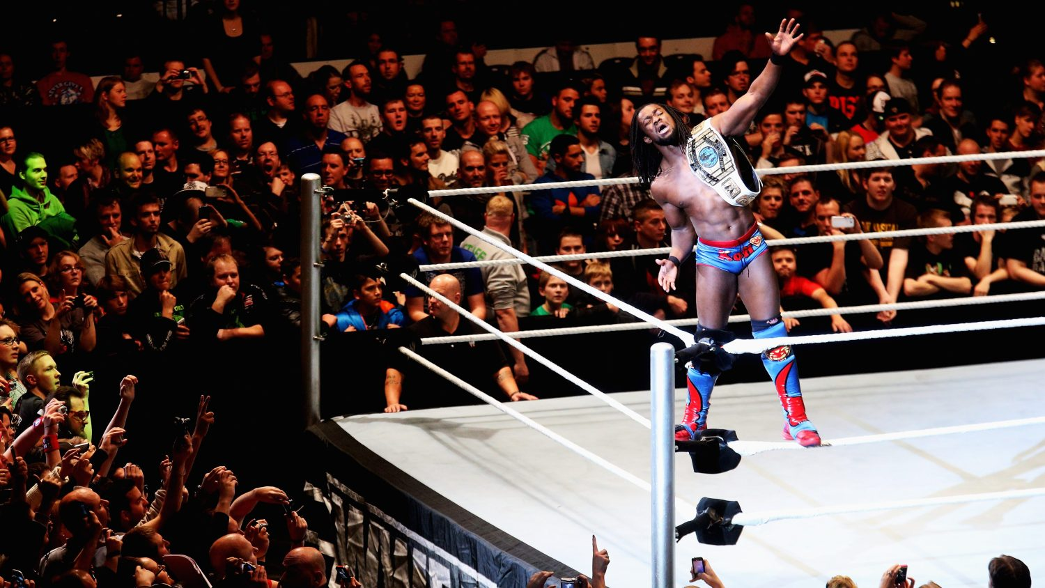 WWE Wrestling – World Tour 2012