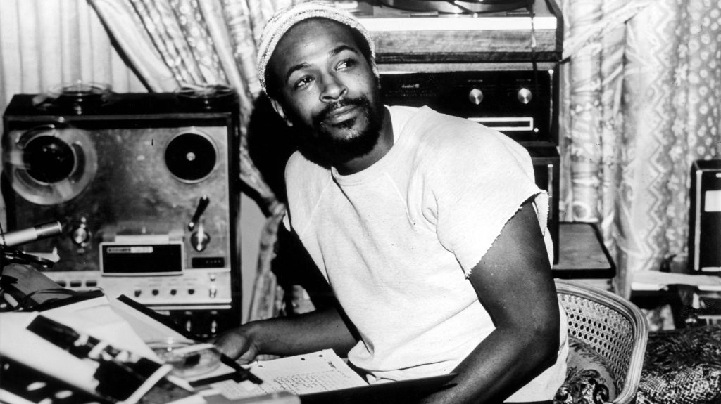 A painful listen to Marvin Gaye's newly released posthumous album