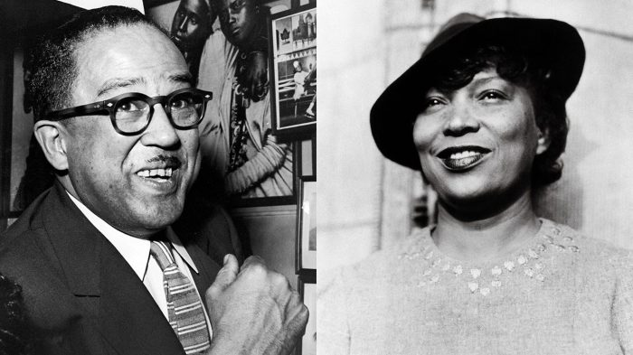 New Book Looks At The Beef Between Zora Neale Hurston And