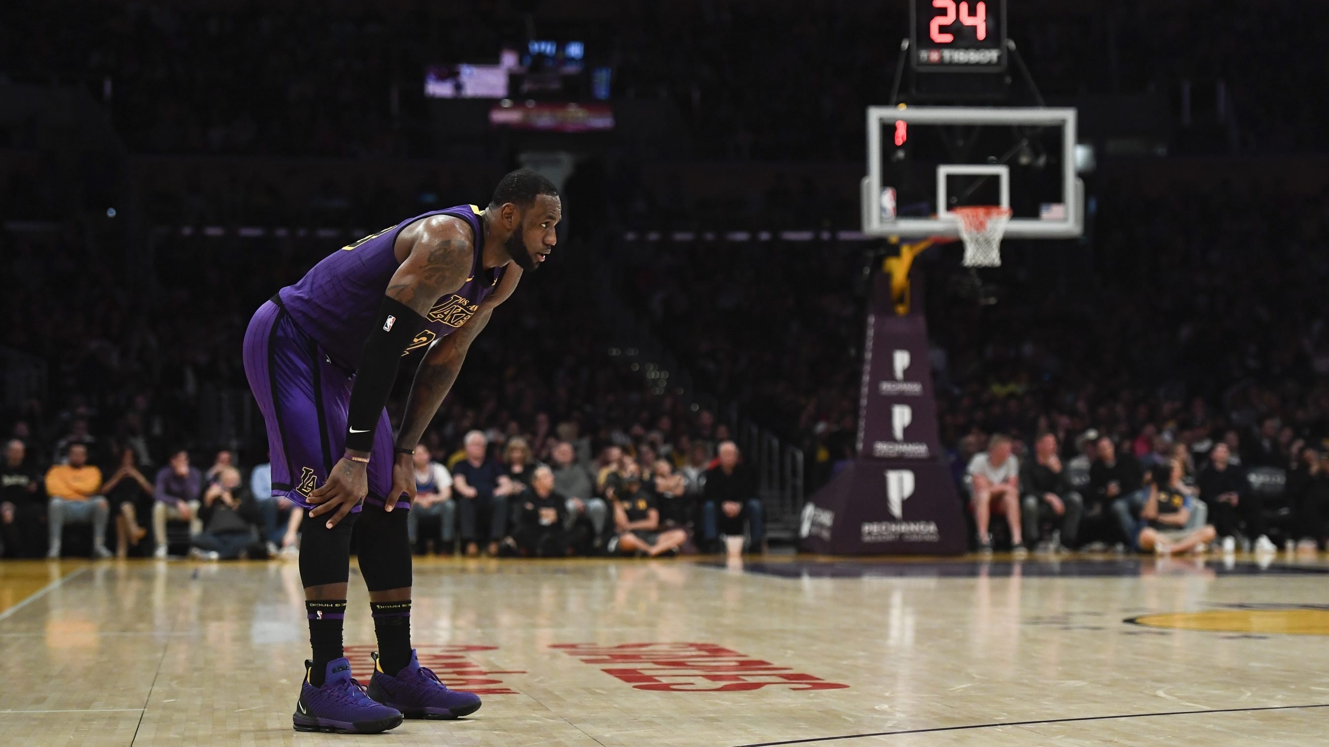 26bcd44a70b Much hated-on LeBron James is living his 'Kingdom Come' season