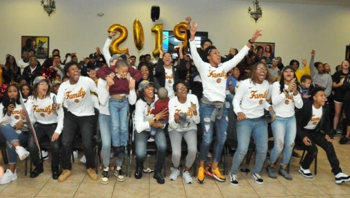 2019 Bethune-Cookman women's basketball team