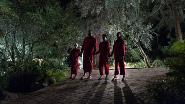 fd7817773 Jordan Peele s  Us  has a message for those who can hear above the screams  Read now