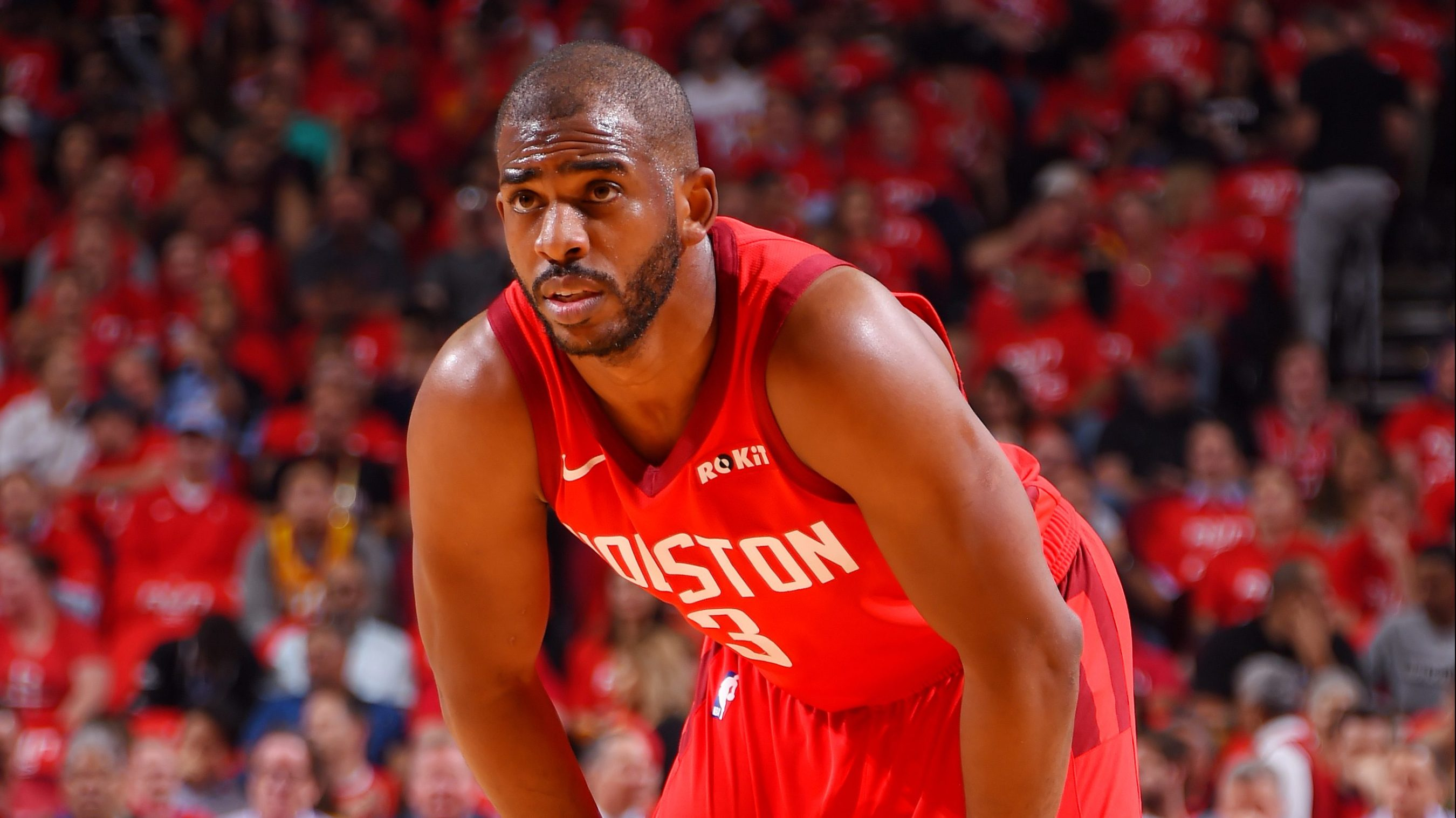 free shipping b03fe 892c1 Chris Paul is ready for the Rockets  next opponent