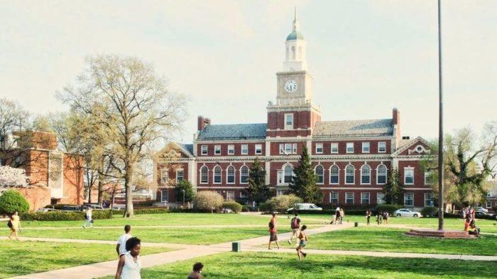 Howard University tells local dog-walkers 'Keep off The Yard!'