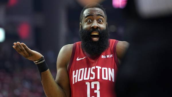 c36c0895f8e What s 🔥 Right Now. James Harden is disrespecting the unwritten rules of  the game Read now